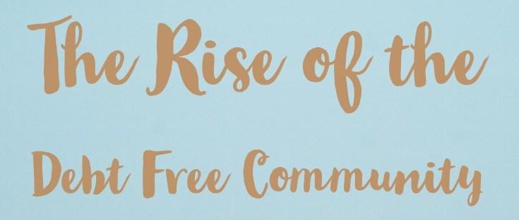 debt free community