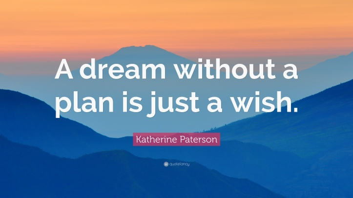 dream without a wish
